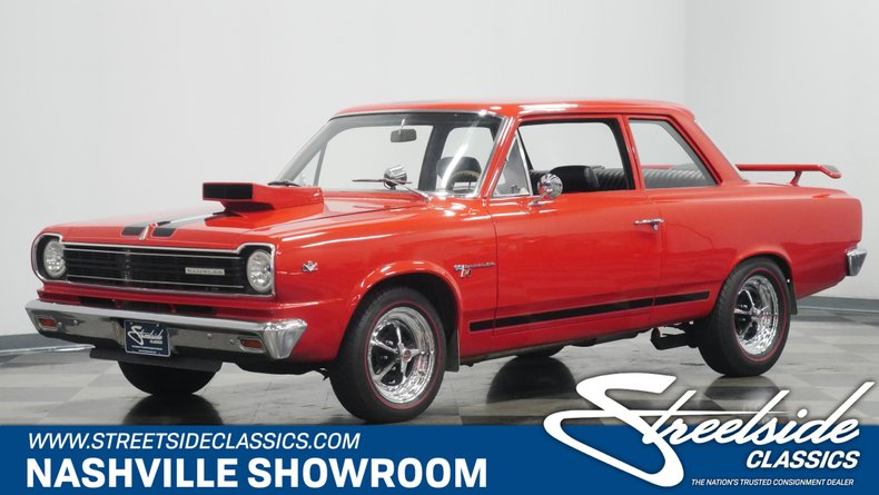 For Sale: 1967 AMC Rambler
