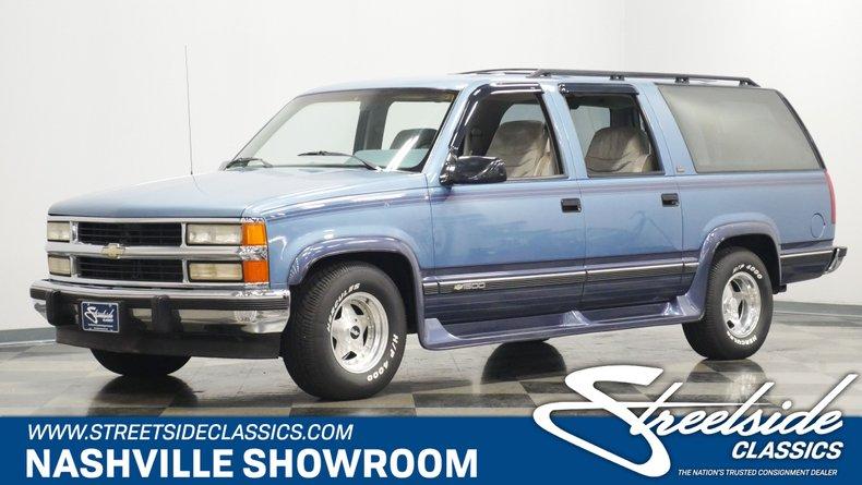 For Sale: 1994 Chevrolet Suburban