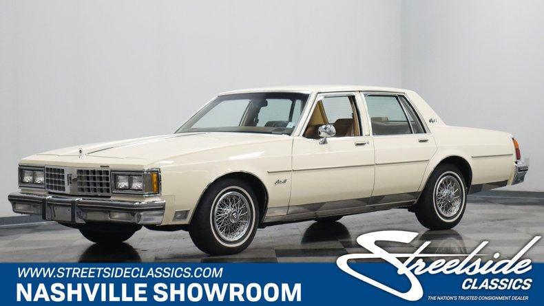 For Sale: 1985 Oldsmobile Delta 88