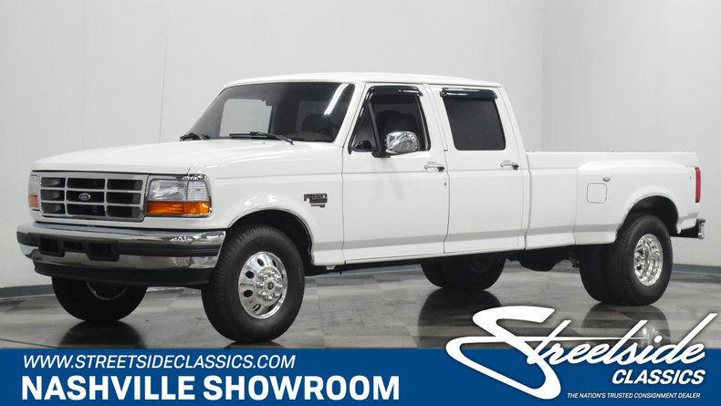 For Sale: 1997 Ford F-350