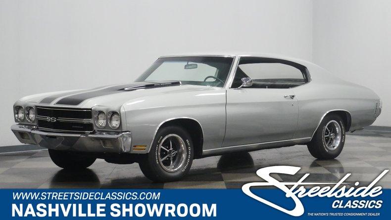 For Sale: 1970 Chevrolet Malibu