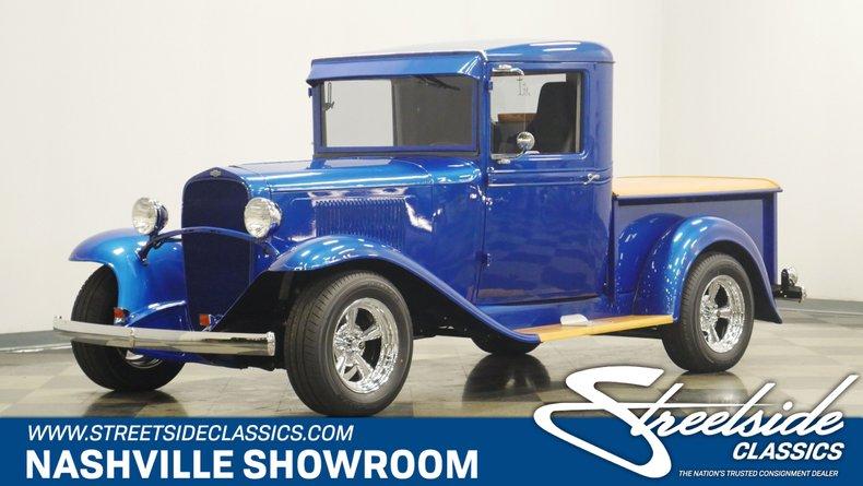 For Sale: 1933 Chevrolet Pickup