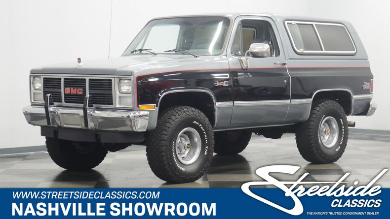 For Sale: 1988 GMC Jimmy