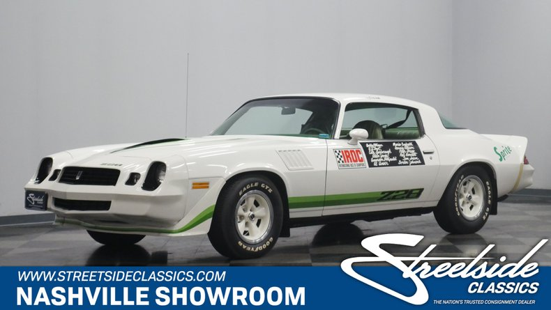 For Sale: 1979 Chevrolet Camaro