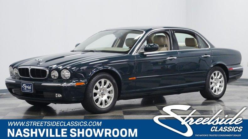 For Sale: 2004 Jaguar XJ8