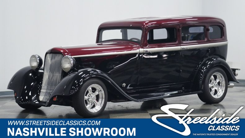 For Sale: 1933 Dodge Sedan