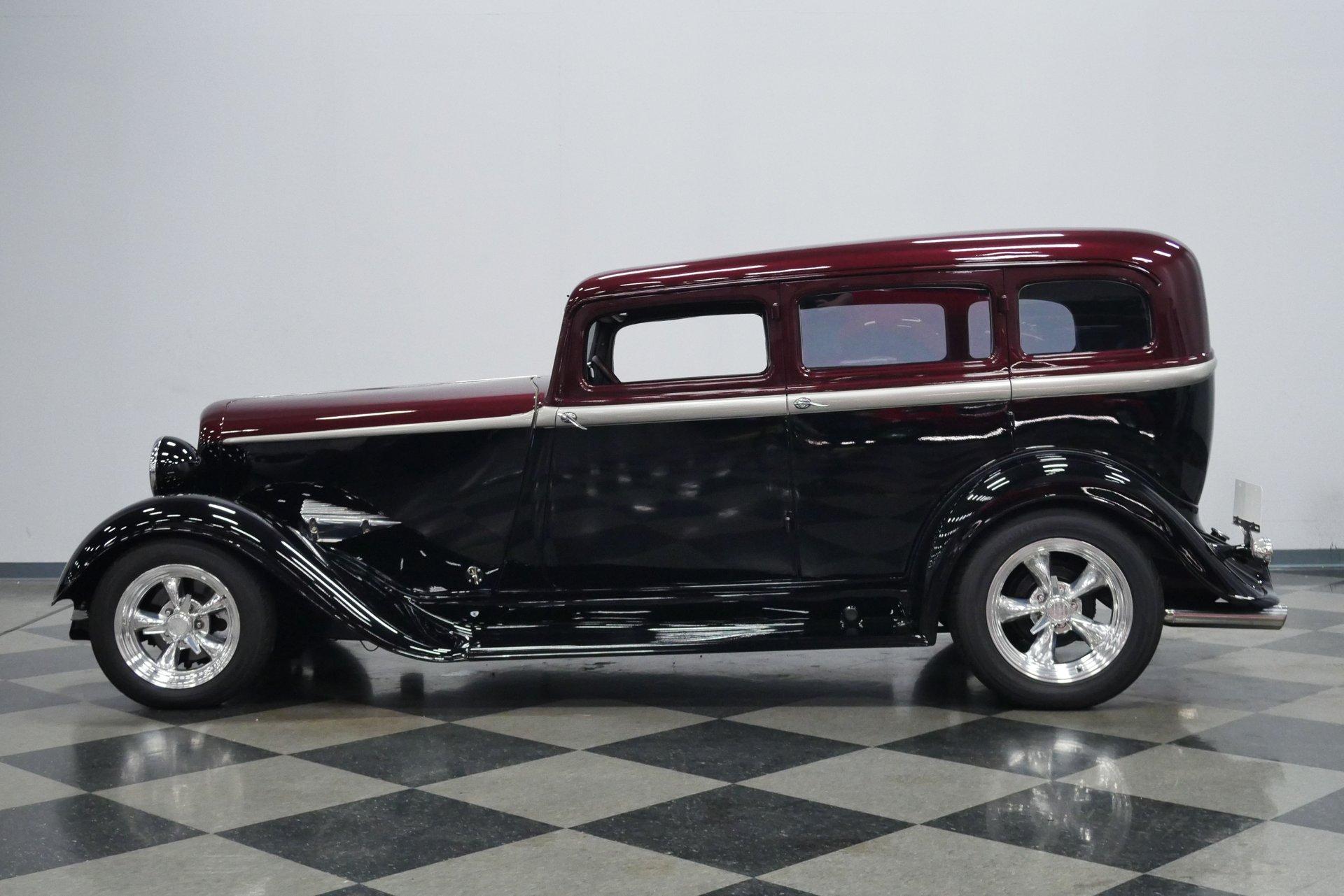 1933 dodge sedan streetrod