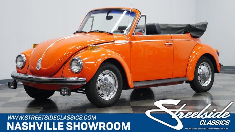 For Sale: 1973 Volkswagen Super Beetle