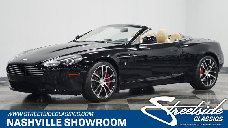 For Sale: 2012 Aston Martin DB9