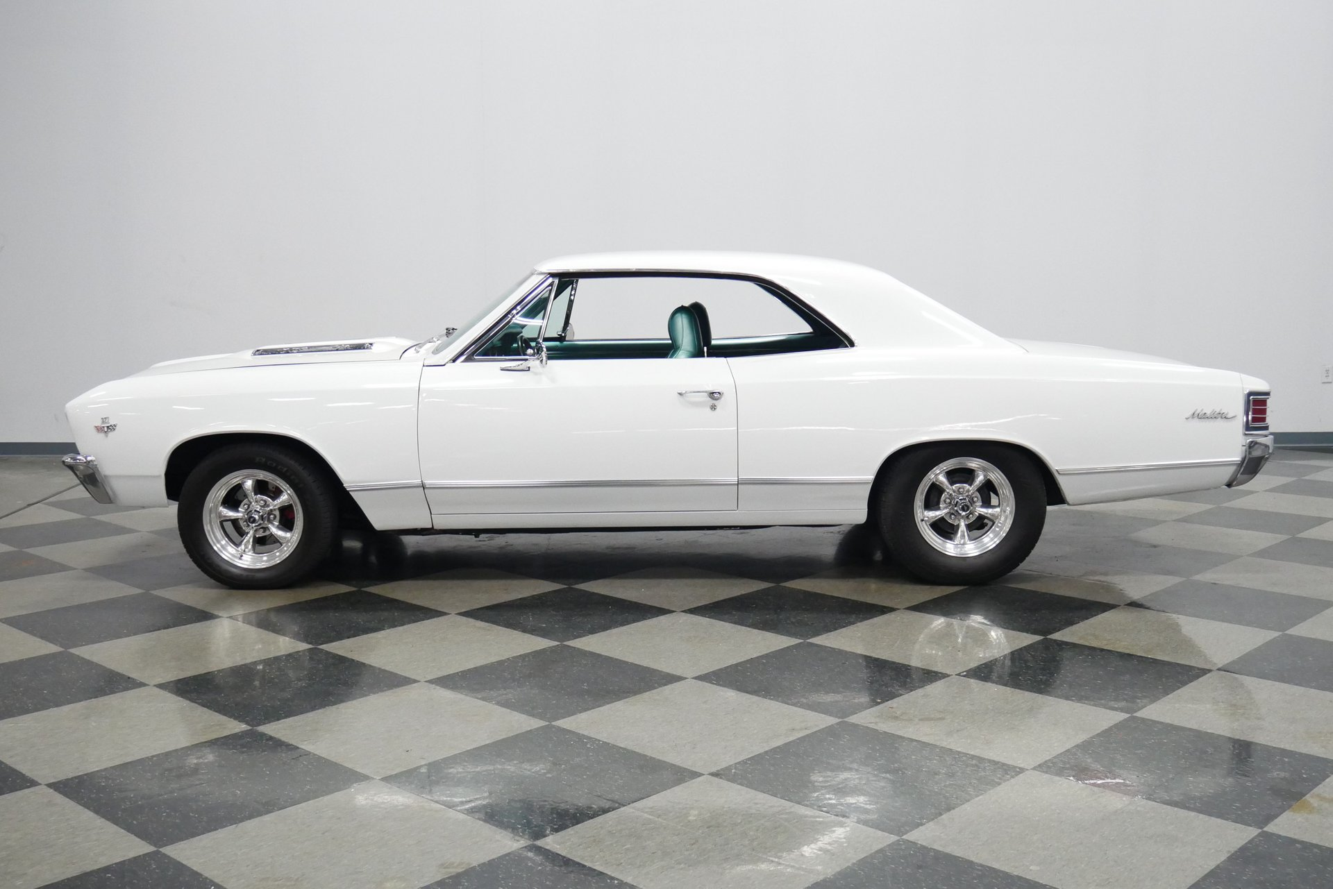 1967 chevrolet chevelle ss tribute 496 stroker
