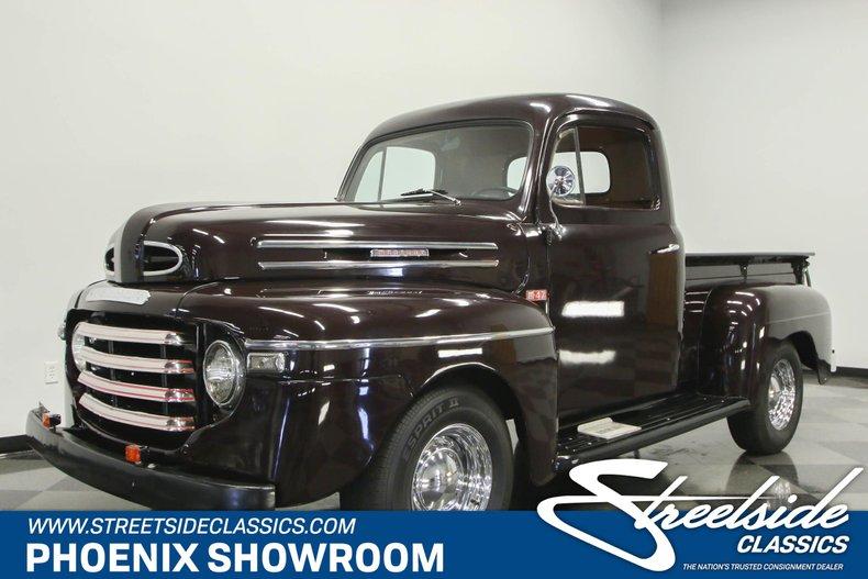 For Sale: 1948 Mercury M-47