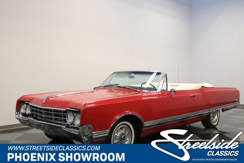 For Sale: 1965 Oldsmobile 98