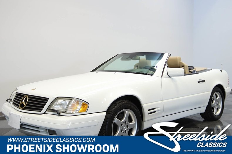 For Sale: 1998 Mercedes-Benz SL500