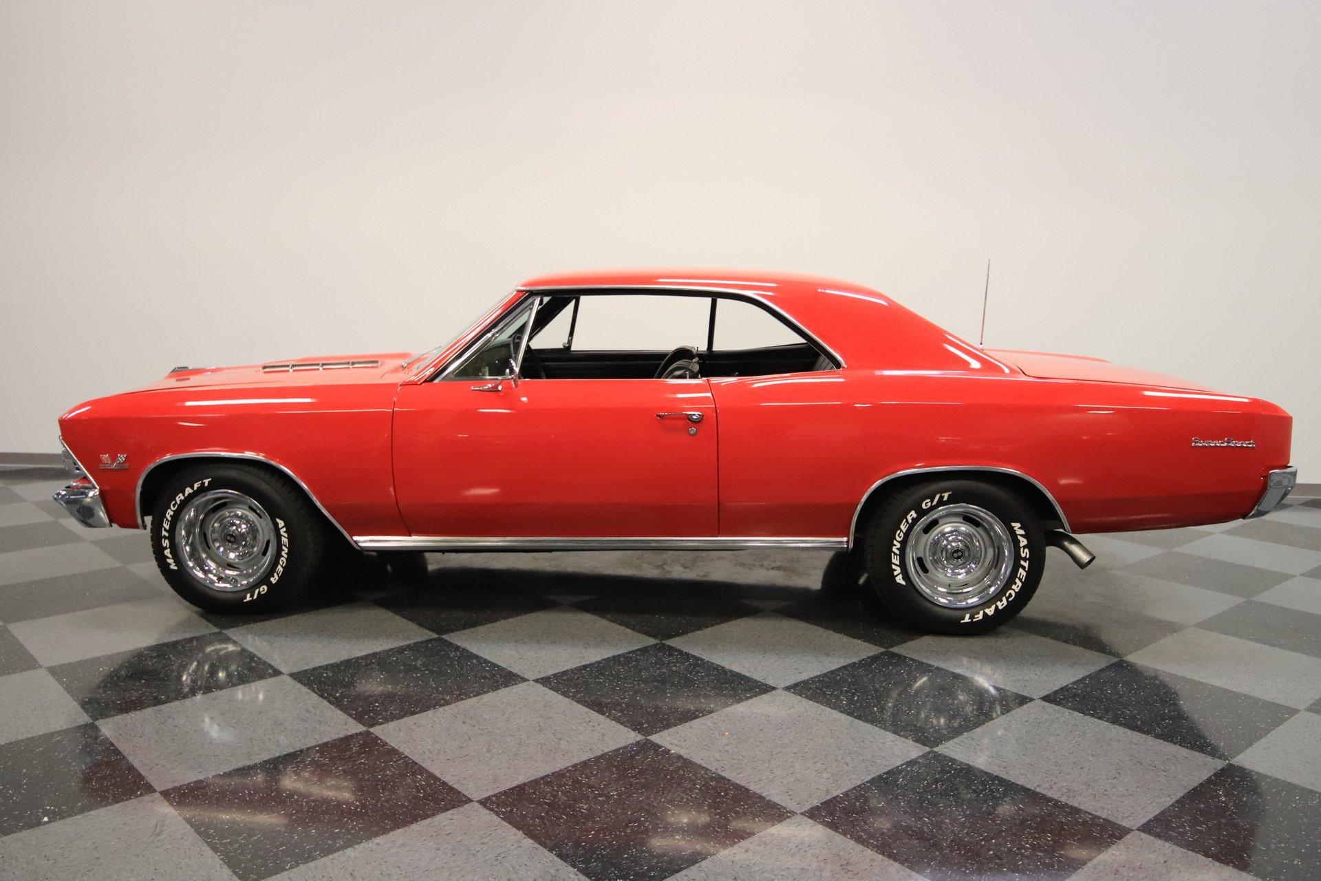 1966 chevrolet chevelle ss 427 tribute