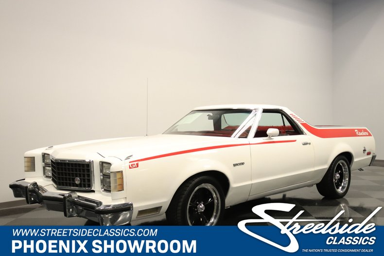 1979 Ford Ranchero | Streetside Classics - The Nation's