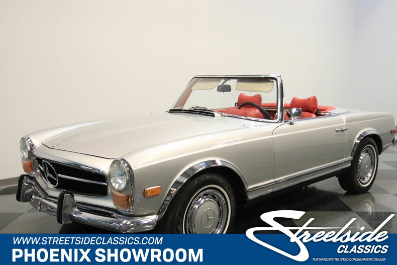 For Sale: 1969 Mercedes-Benz 280SL