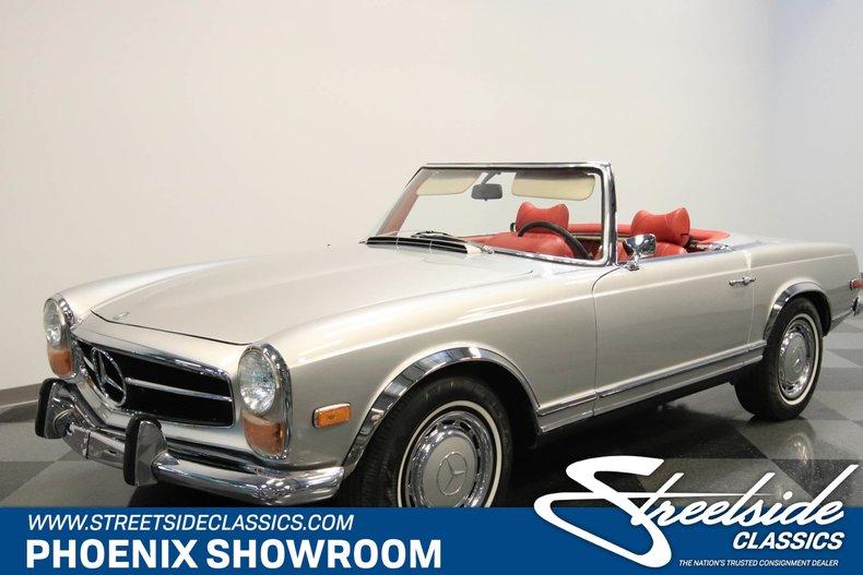 For Sale: 1969 Mercedes-Benz 280SL
