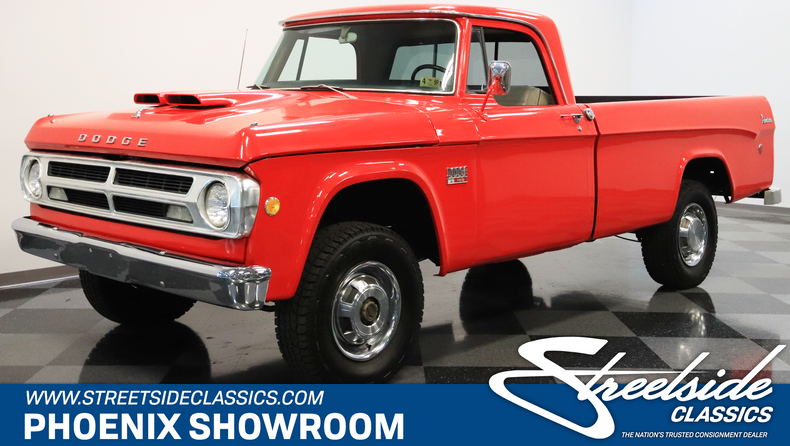 For Sale: 1969 Dodge D100