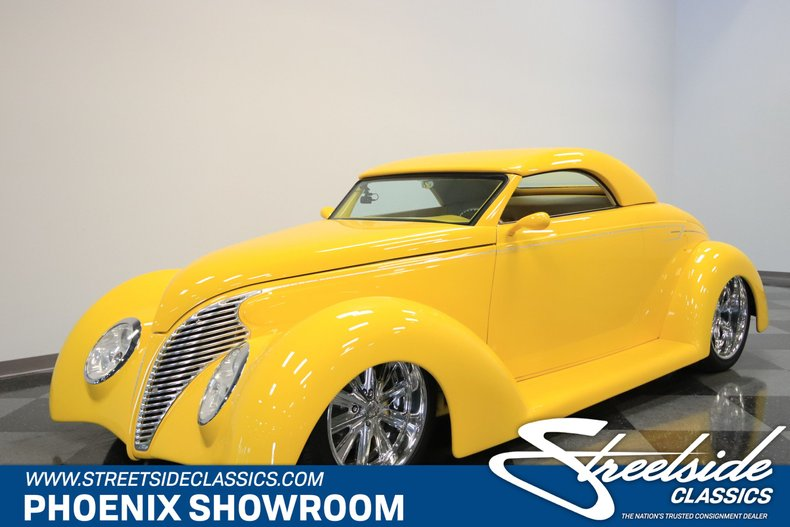 For Sale: 1939 Ford Roadster