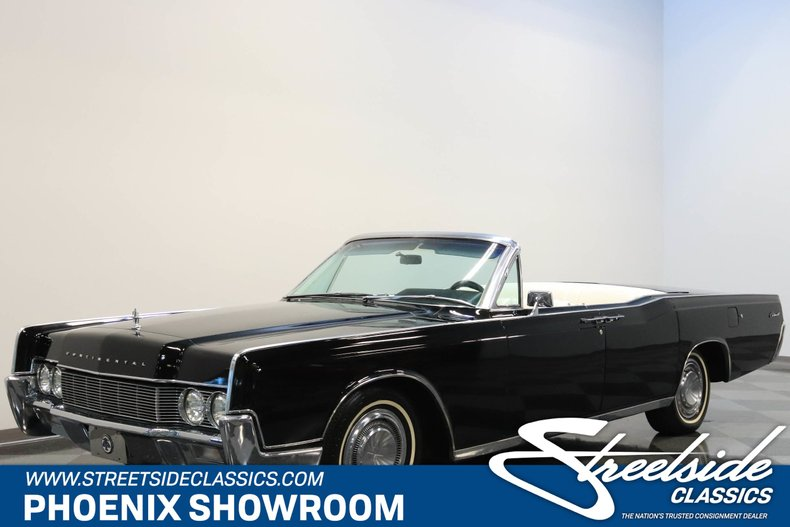 1967 Lincoln Continental Streetside Classics The Nation S