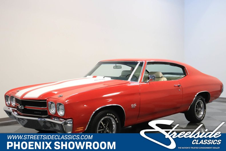 1970 Chevrolet Chevelle SS 454 for sale #67818 | MCG