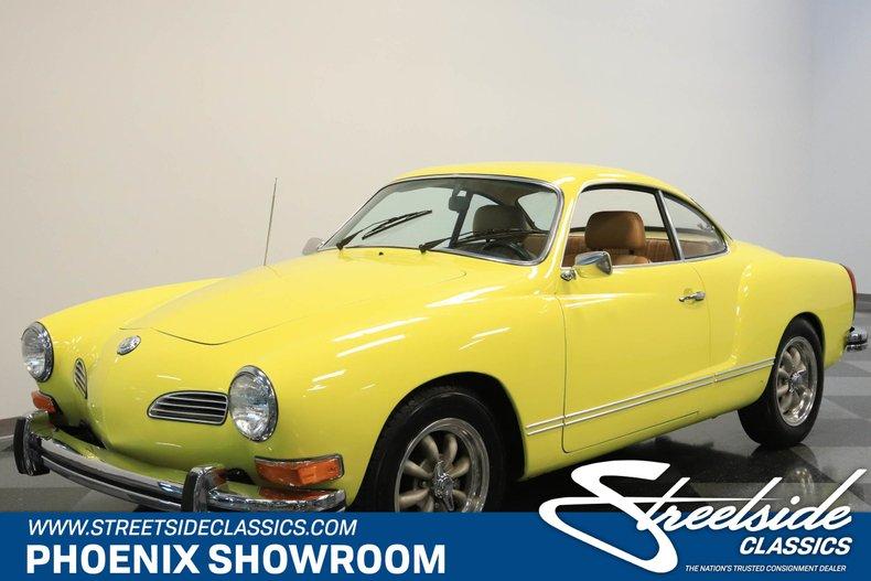 For Sale: 1974 Volkswagen Karmann Ghia