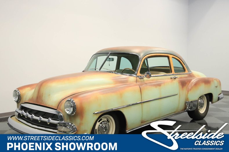 For Sale: 1952 Chevrolet Styleline