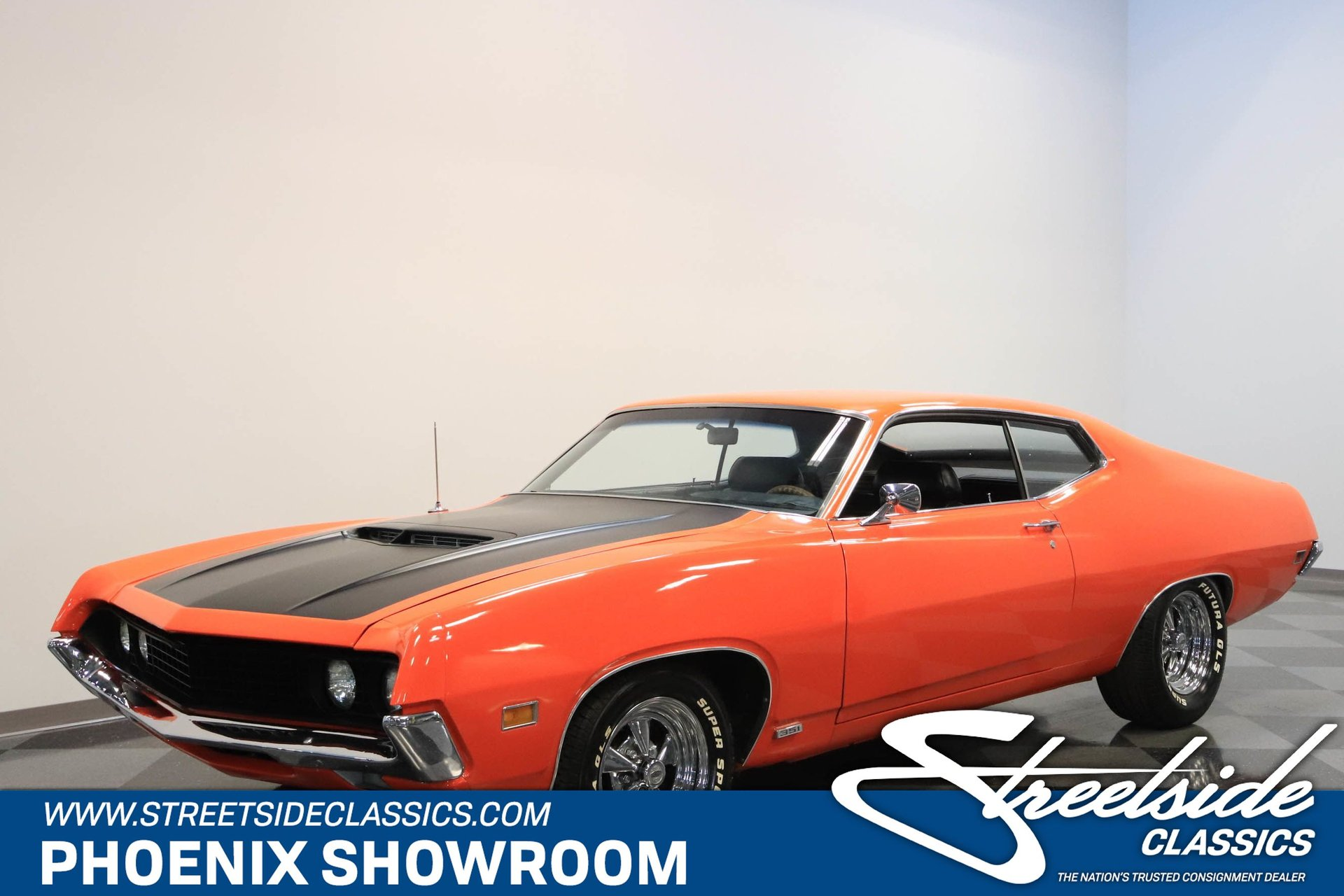 1970 Ford Torino Streetside Classics The Nations Trusted Gt Fastback For Sale Spincar View Play Video