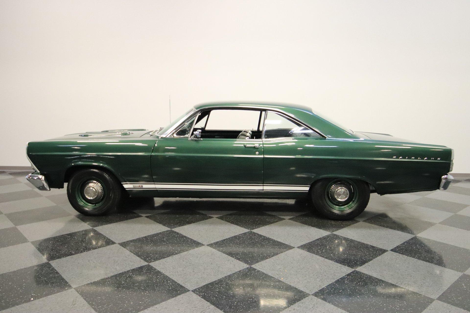 1967 ford fairlane gta