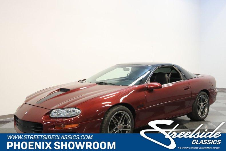 For Sale: 2002 Chevrolet Camaro