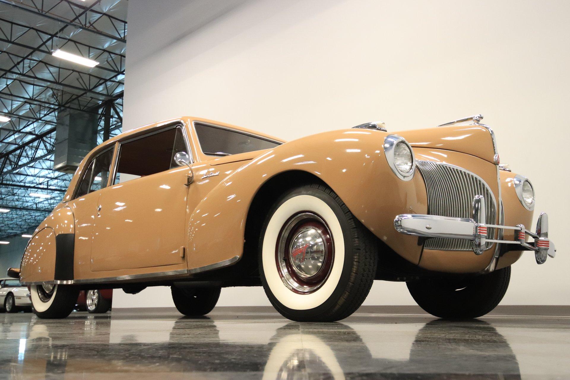 1941 Lincoln Continental For Sale 71230 Mcg Interior
