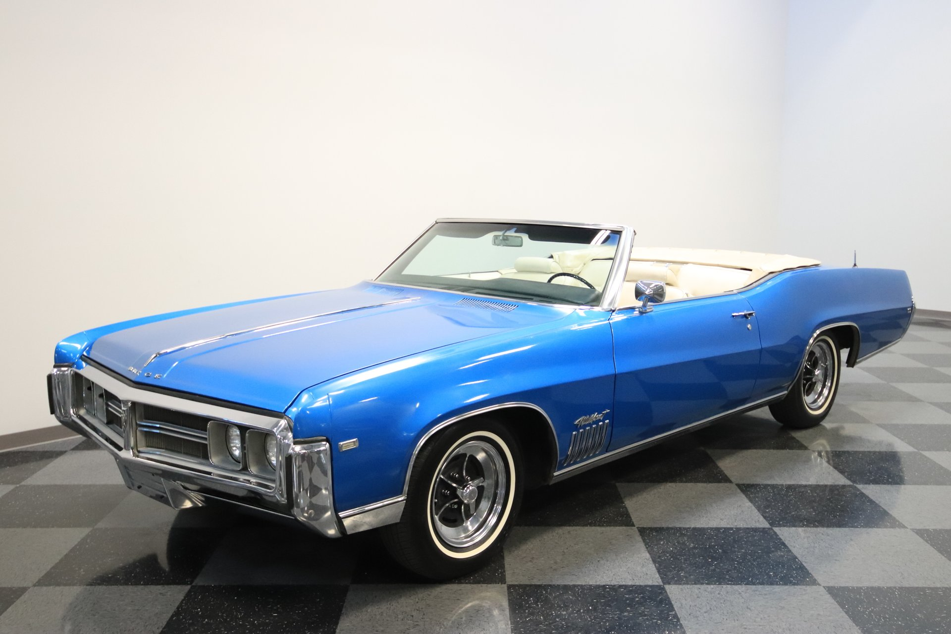 1969 Buick Wildcat Streetside Classics The Nations Trusted Car Pictures View 360