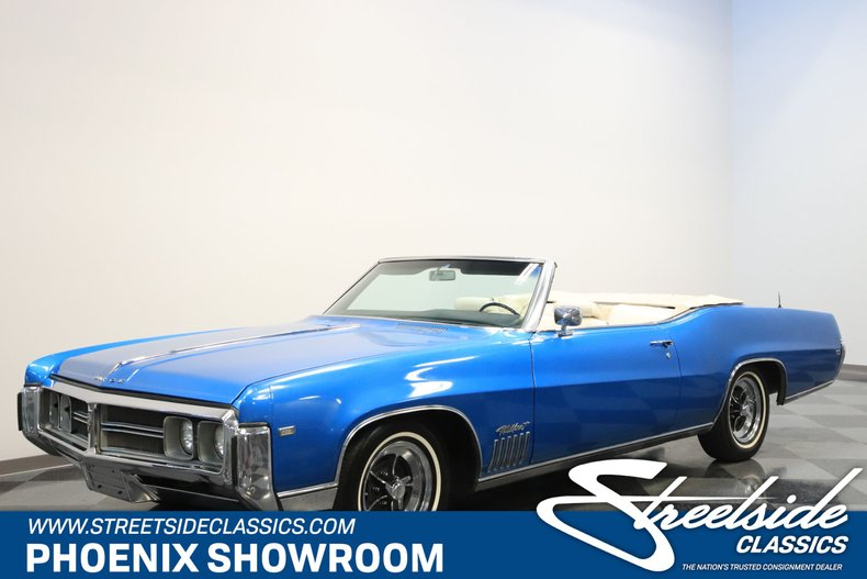 Email Us About This: 1969 Buick Wildcat
