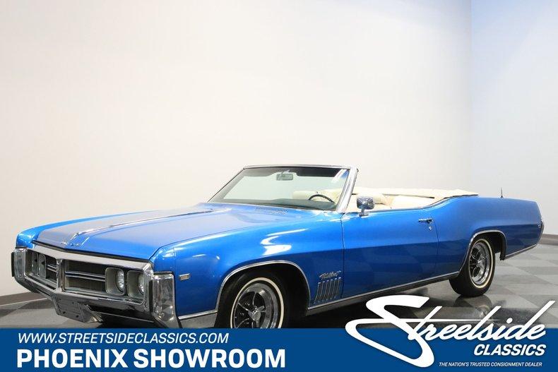 For Sale: 1969 Buick Wildcat