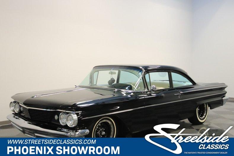 For Sale: 1960 Pontiac Catalina