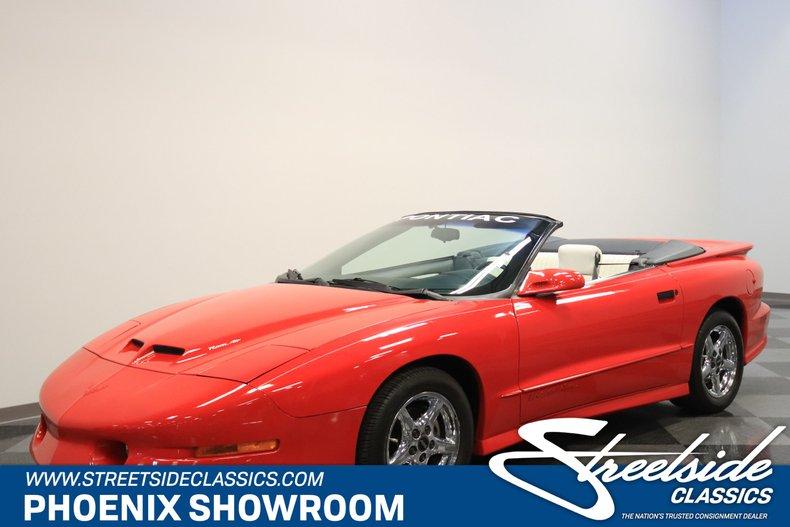 1997 Pontiac Firebird For Sale