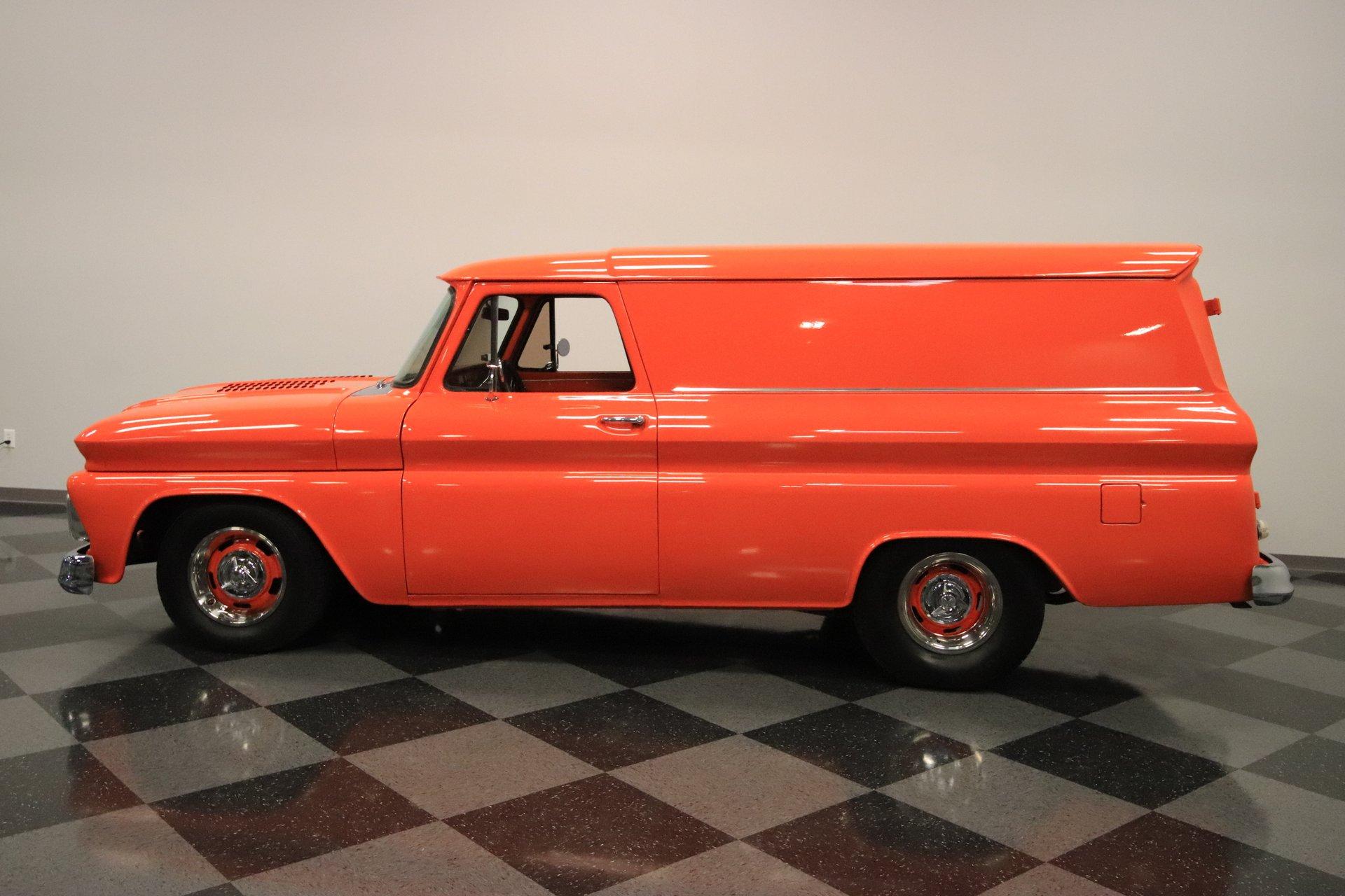 1966 chevrolet c10 panel delivery