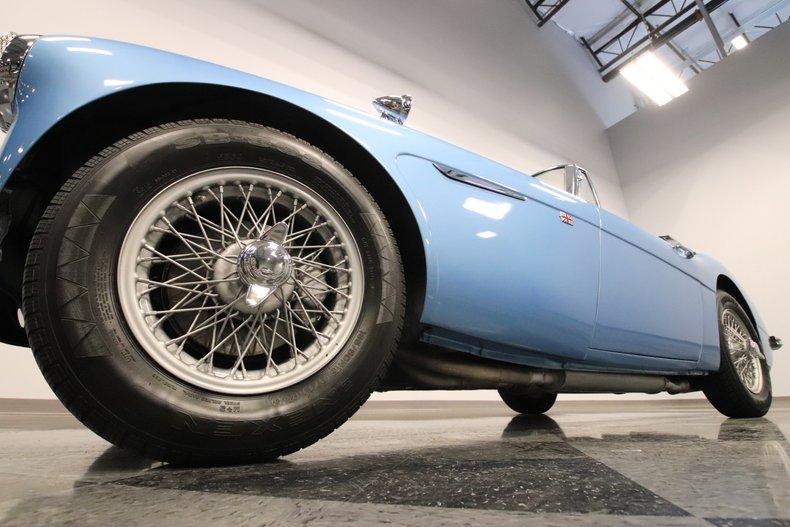 1965 Austin Healey 3000 Mark III 9