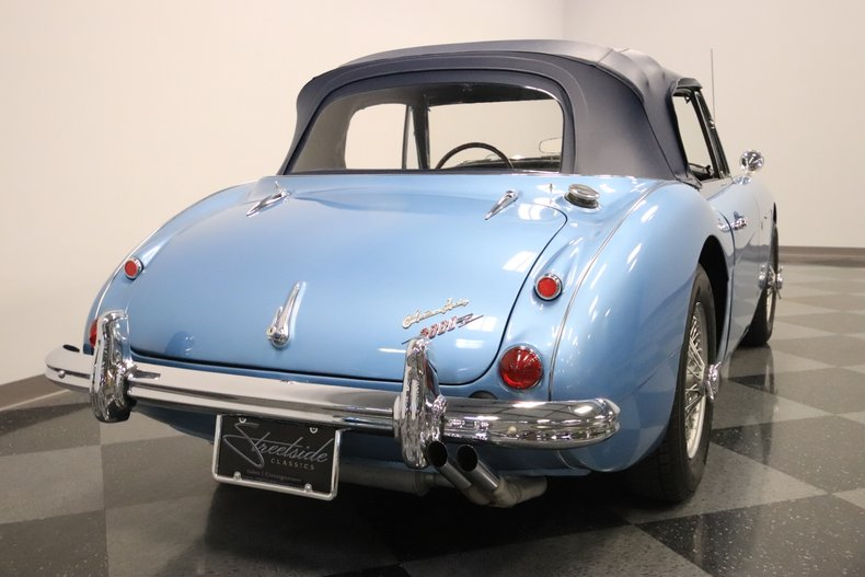 1965 Austin Healey 3000 Mark III 19
