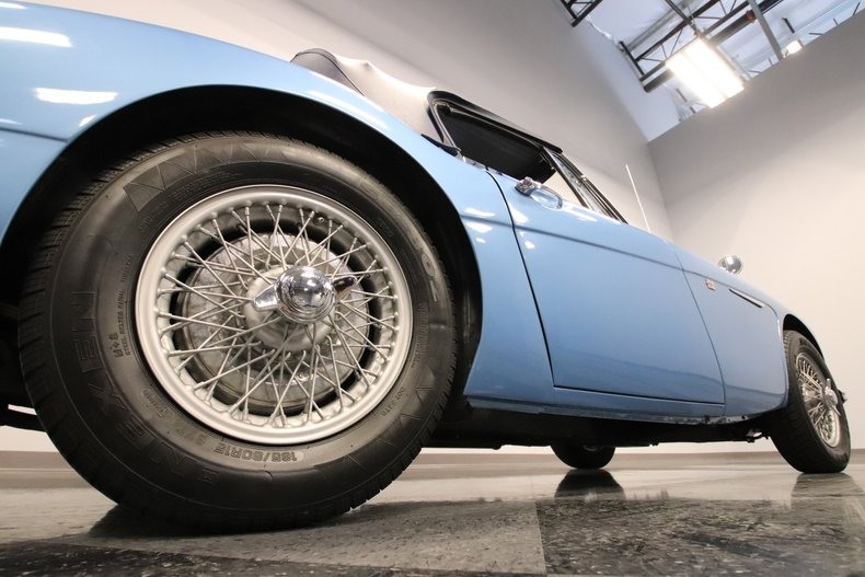 1965 Austin Healey 3000 Mark III 20
