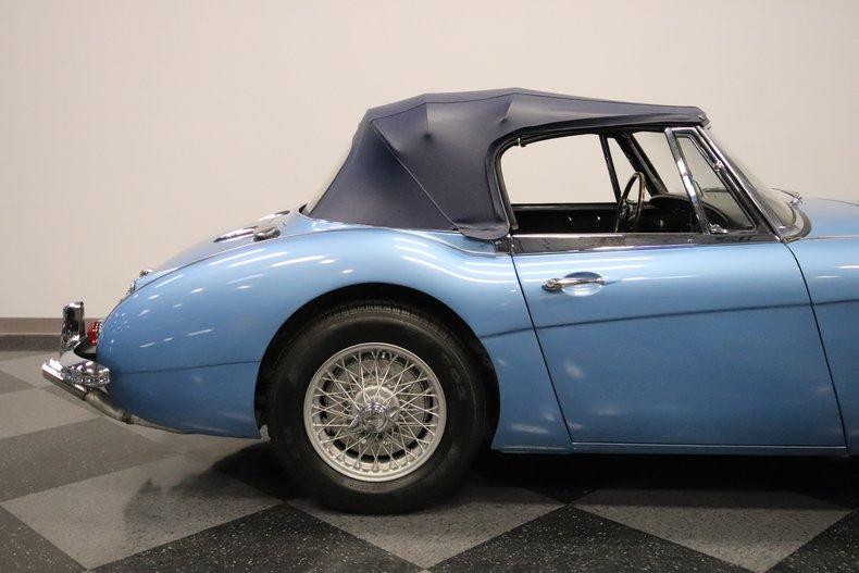 1965 Austin Healey 3000 Mark III 23