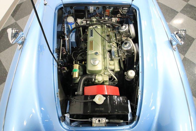 1965 Austin Healey 3000 Mark III 29