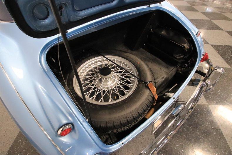 1965 Austin Healey 3000 Mark III 34