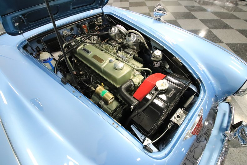 1965 Austin Healey 3000 Mark III 30