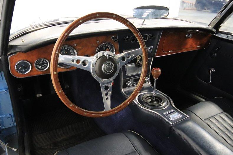 1965 Austin Healey 3000 Mark III 37