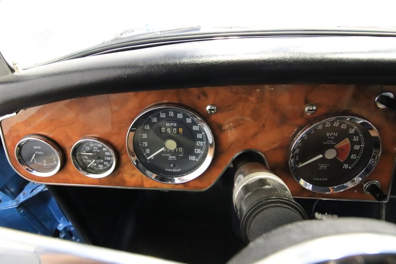 1965 Austin Healey 3000 Mark III 39