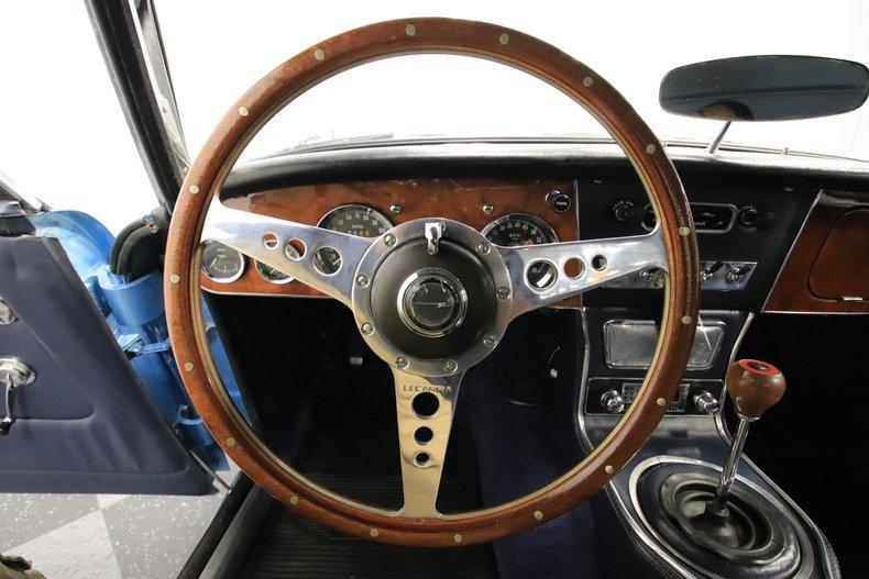 1965 Austin Healey 3000 Mark III 38