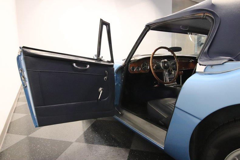 1965 Austin Healey 3000 Mark III 35