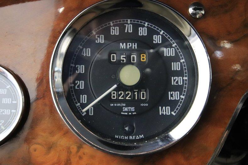 1965 Austin Healey 3000 Mark III 40