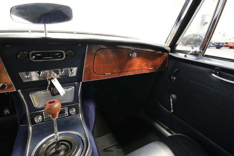 1965 Austin Healey 3000 Mark III 41